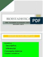 Bioestadistica Parte 1-Descriptiva