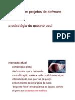 05. Gestão de Projetos Orientados a Estratéfia Do Oceano Azul