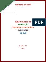 CURSO BASICO Regulação, Controle, Avaliação e Auditoria 2011 2ª Edição Final