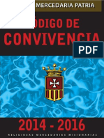 Codigo de Convivencia 2013