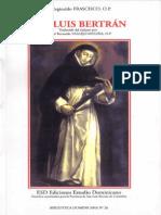 San Luis Beltrán, Fr Reginaldo Francisco, OP
