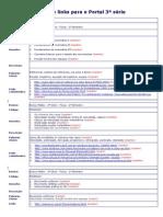 Relatório dos links para o Portal 3ª série.doc