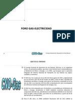 Actores y Estructura Sector Gas en Colombia - CNOGas