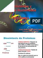 Nucleótidos y Ac-1