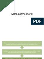 Masoquismo Moral