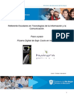 Pizarra Digital de Bajo Costo en HUAYRA