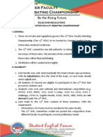 Guideline the 15th Ifdc 2014
