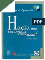 Hacia Una Renovada Pastoral Social