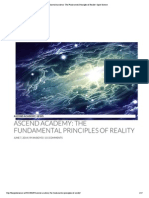 Ascend Academy_ the Fundamental Principles of Reality _ Spirit Science