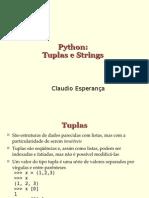 _05 - Programando Em Python - Tuplas e Strings