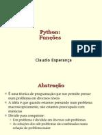_07 - Programando Em Python - Funcoes