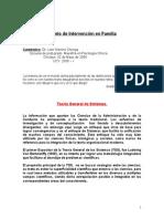 Terapia Familiar Sistémica (USS) 2008-II.