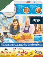 Suplemento de Cocineros Argentinos Del 04-07-2014