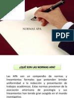 Presentación Normas APA_Esforse