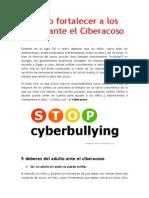 Cómo Fortalecer a Los Niños Ante El Ciberacoso M Laura Engelbrecht