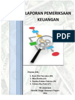 6 Kelompok 6 - Laporan Pemeriksaan Keuangan