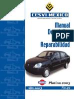 Manual Platin A