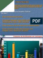 Aula de Pastagems Introd Agronomia GRADUAÇÂO UnB2014