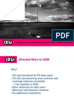 Directed Retry Feature in 3G