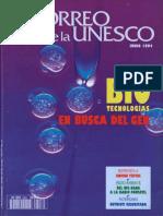 Revista El Correo; Biotecnologias..pdf