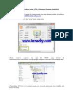 Membuat Domain Pd Localhost