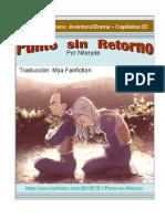 Punto sin Retorno por Niteryde (Traducción Mya Fanfiction)