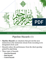 Pipeline Hazards. Presentation