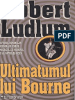 Ultimatumul Lui Bourne - Robert Ludlum