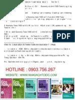 Economy Toeic 1000 vol 4 5 . Sách toeic photo giá rẻ
