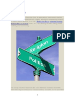 Interfaith and Pluralism
