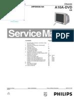Philips 29pd860a,78r Ch a10a-Dvd