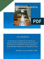 Biotecnologia en Mineria