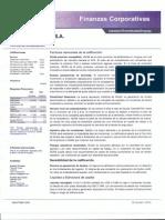Calificacion de Riesgo 2013 CasoIndustriaSulfurica