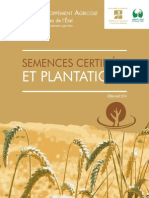 Semences Certifiees Et Plantations