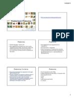 Probiotics & Prebiotics