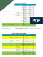 Programacao Cursos 2º Semestre 2014