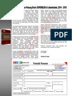 Studi Potensi dan Peluang Bisnis SUPERBLOK di Jabodetabek, 2014 – 2018