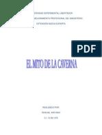 Monografia (El Mito y La Caverna)