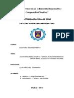 Primer Informe -Auditoria Administrativa-1