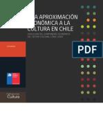 Aproximacion Economica Cultura Chile