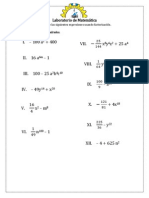 Laboratorio de Matemática 4CB