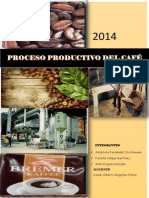 Proceso Productivo Del Cafe