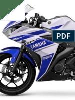 Spesifikasi dan Harga Motor Sport Racing Yamaha R15 Dan Yamaha R25
