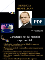 230486256 Herencia Mendeliana Ppt