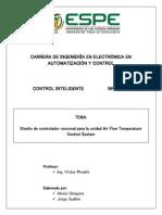 Control Planta de Temperatura