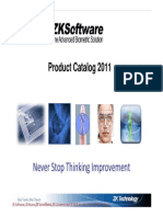 Zksoftware Product Catalog