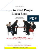 How to Read People Like a Book Reviews