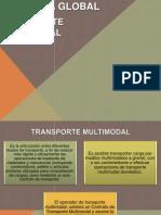 Logistica - Transporte Multimodal