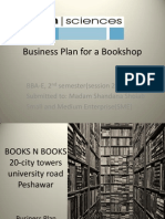 Bookshop Business Plan