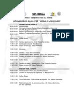 programa jornadas de neurologa del norte 2014